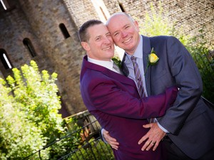 Civil Partnership Photography Cardiff City Hall