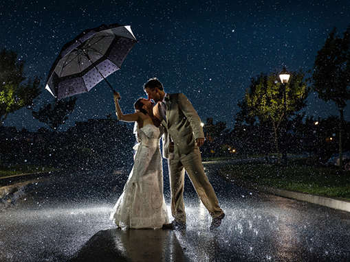 Rainy Wedding Day Tip 1 Have A Plan B