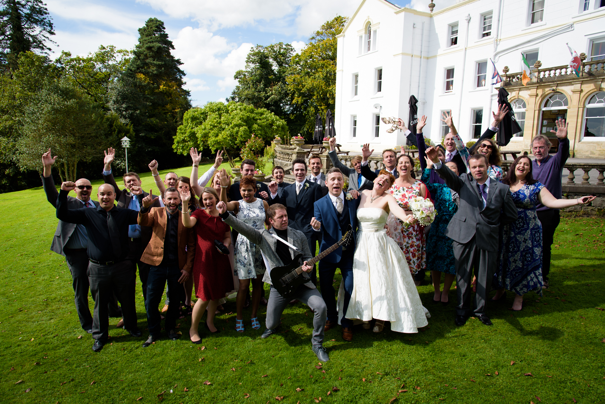 Wedding Photography Court Colman Manor