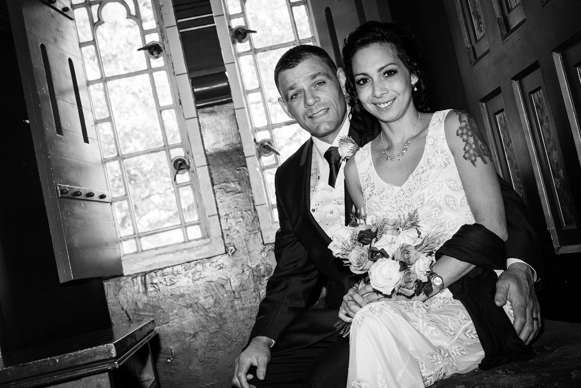 Wedding Photography Castle Coch & Canada Lodge & Lake