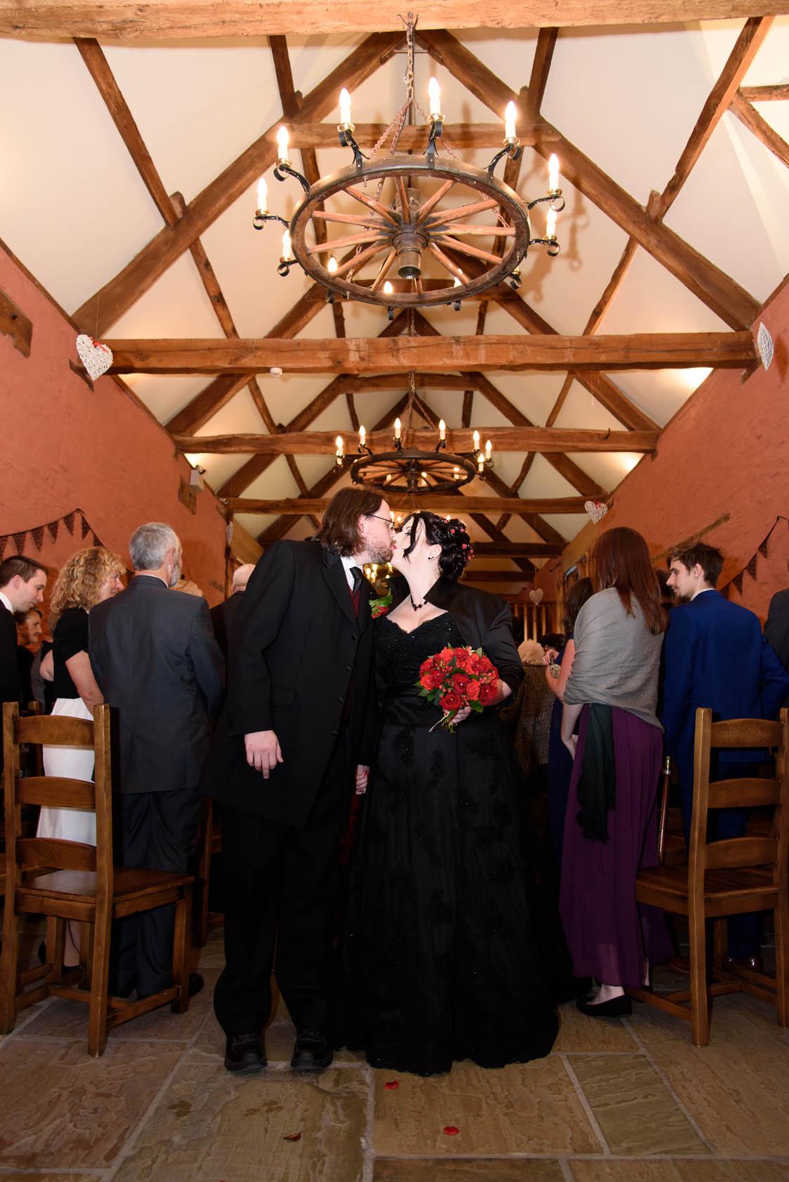 Wedding Photography The Barn at Brynich