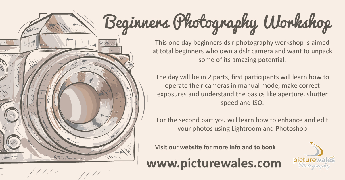 Beginners DSLR Photography Course