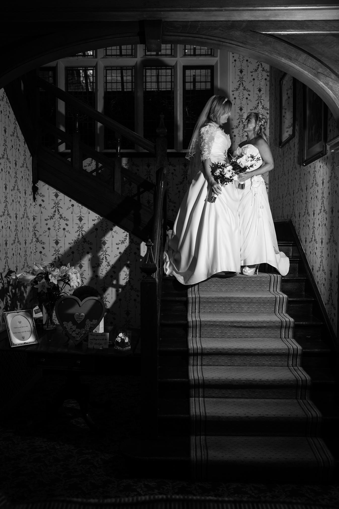 Wedding Photography Coed-Y-Mwstwr Hotel