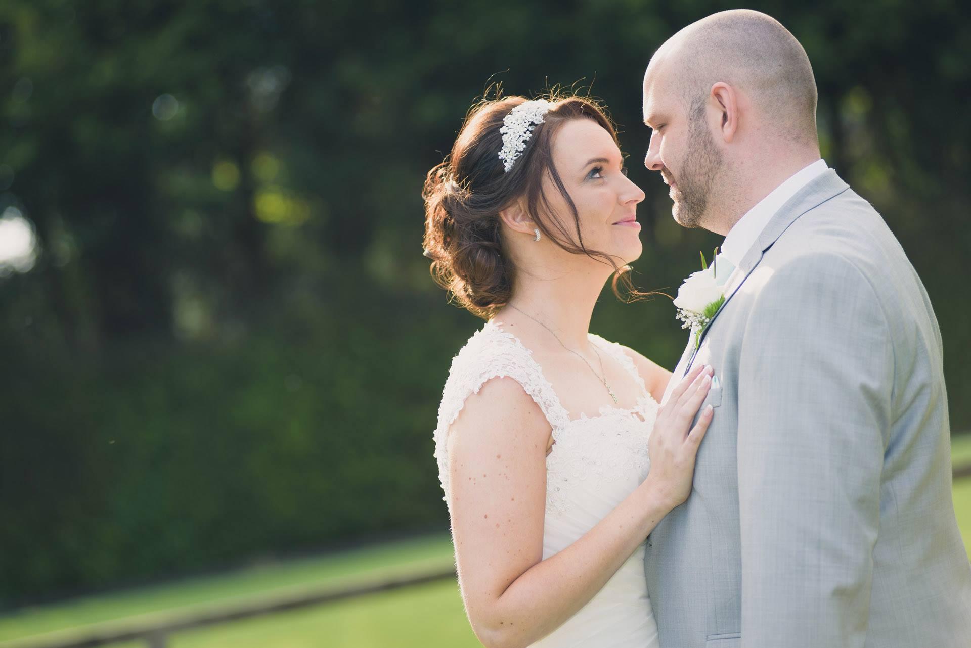Wedding Photography Parc Golf Club Cardiff