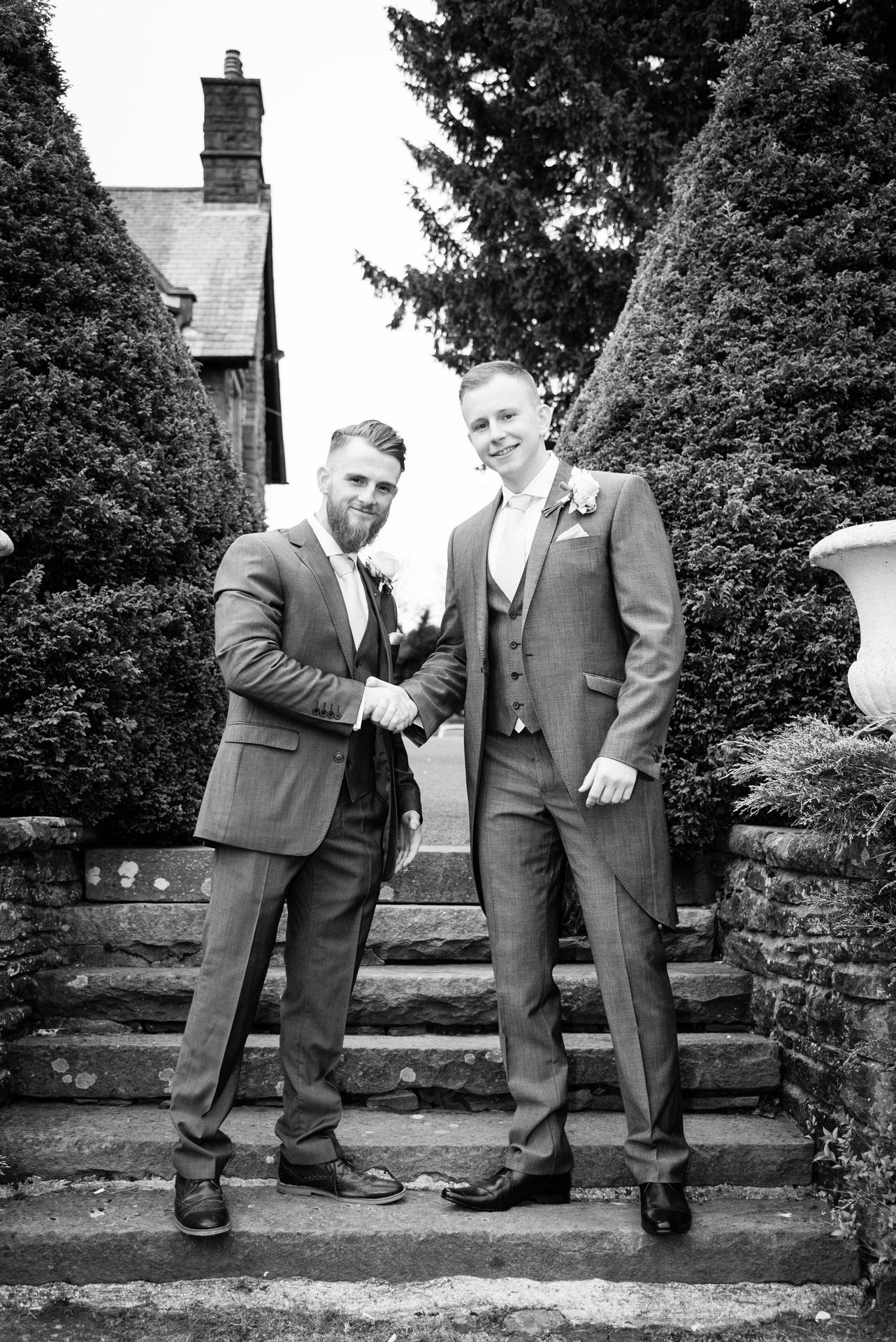 Wedding Photography Maes Manor Blackwood
