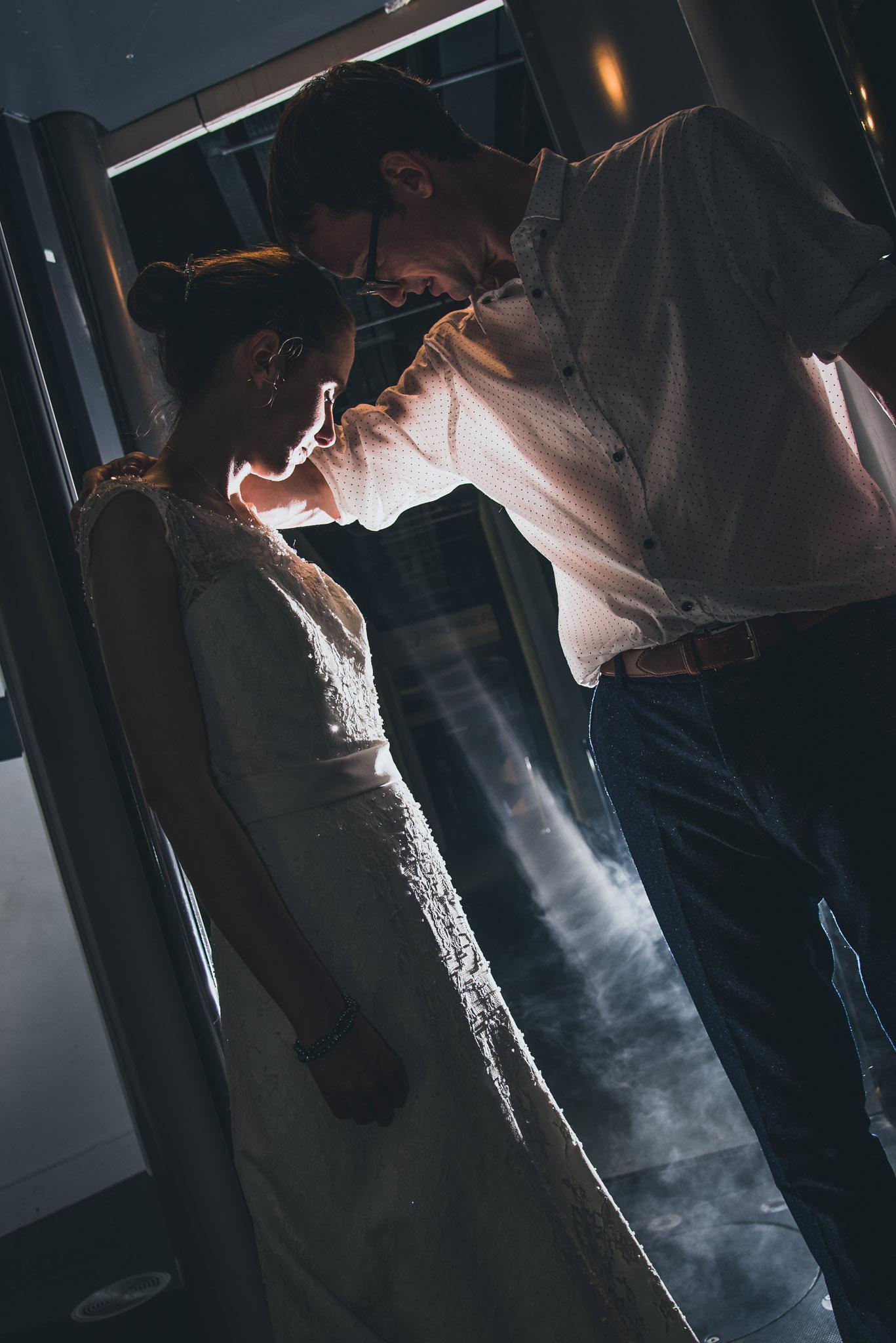 Wedding Photography at Bristol Planetarium