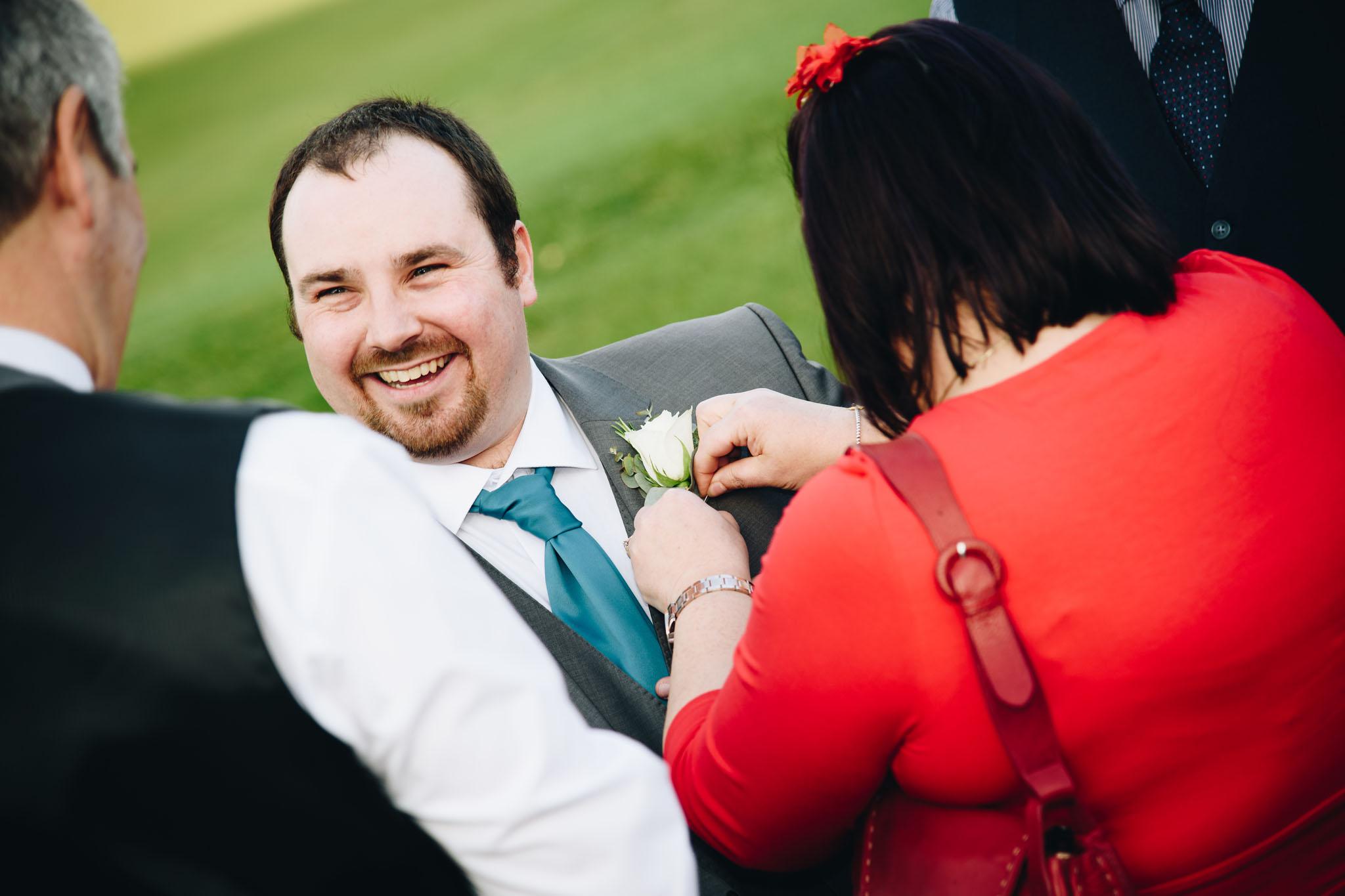 Wedding Photographers Peterstone Lakes Golf Club