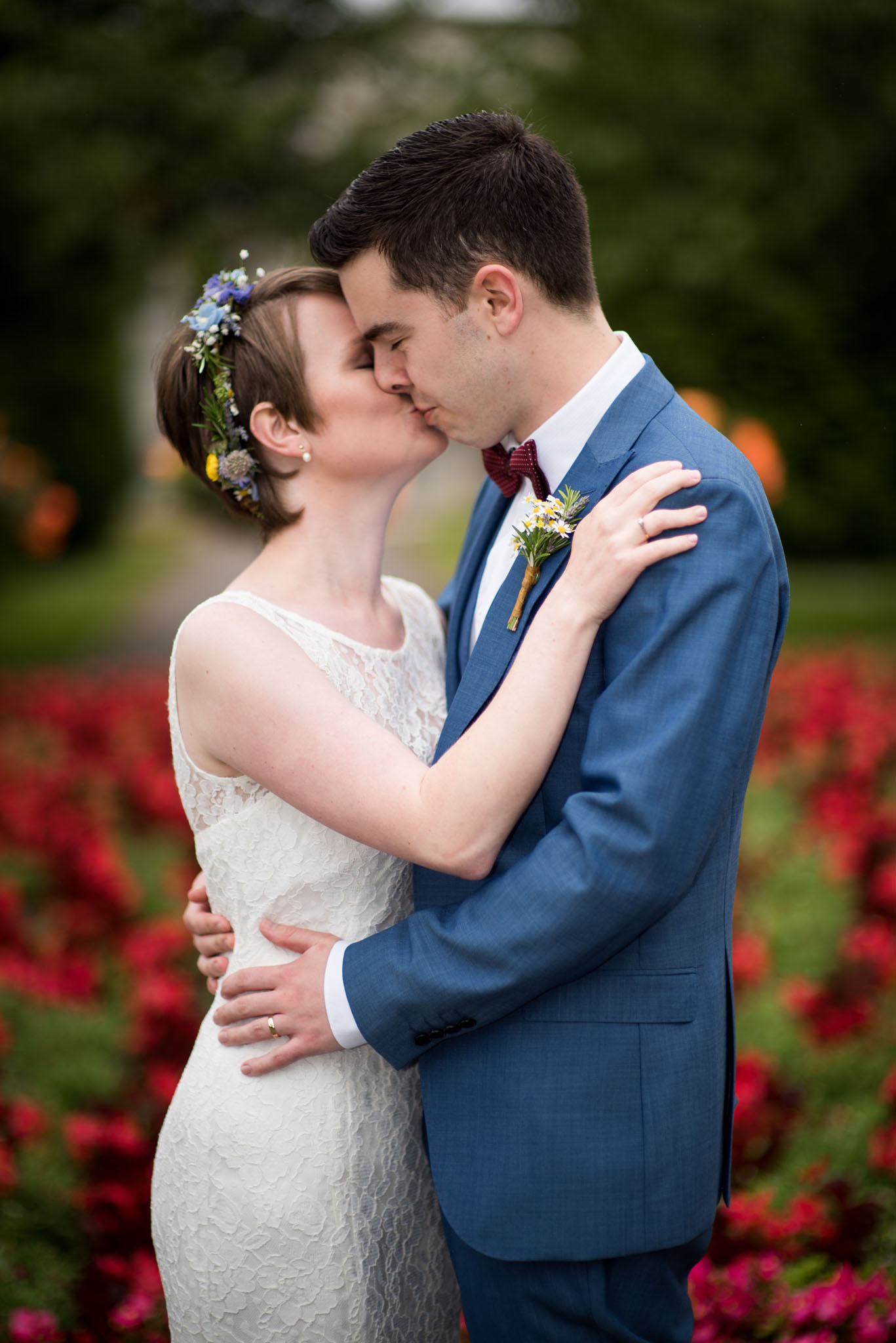Wedding Photographer St Davids Hotel