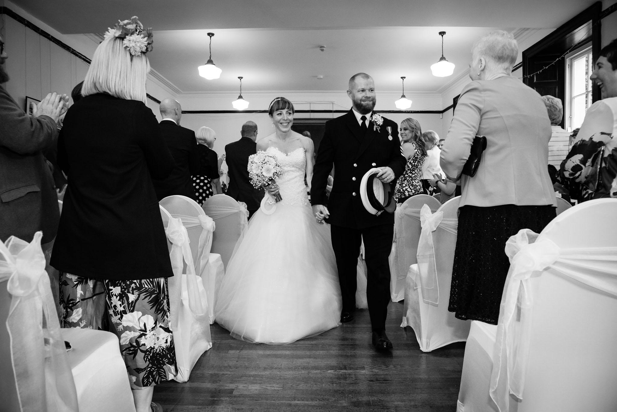 Wedding Photographer Tredegar Registry Office