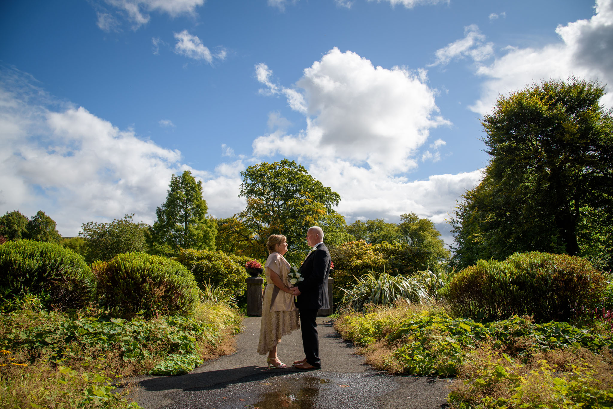 Wedding Photographer The Manor Hotel