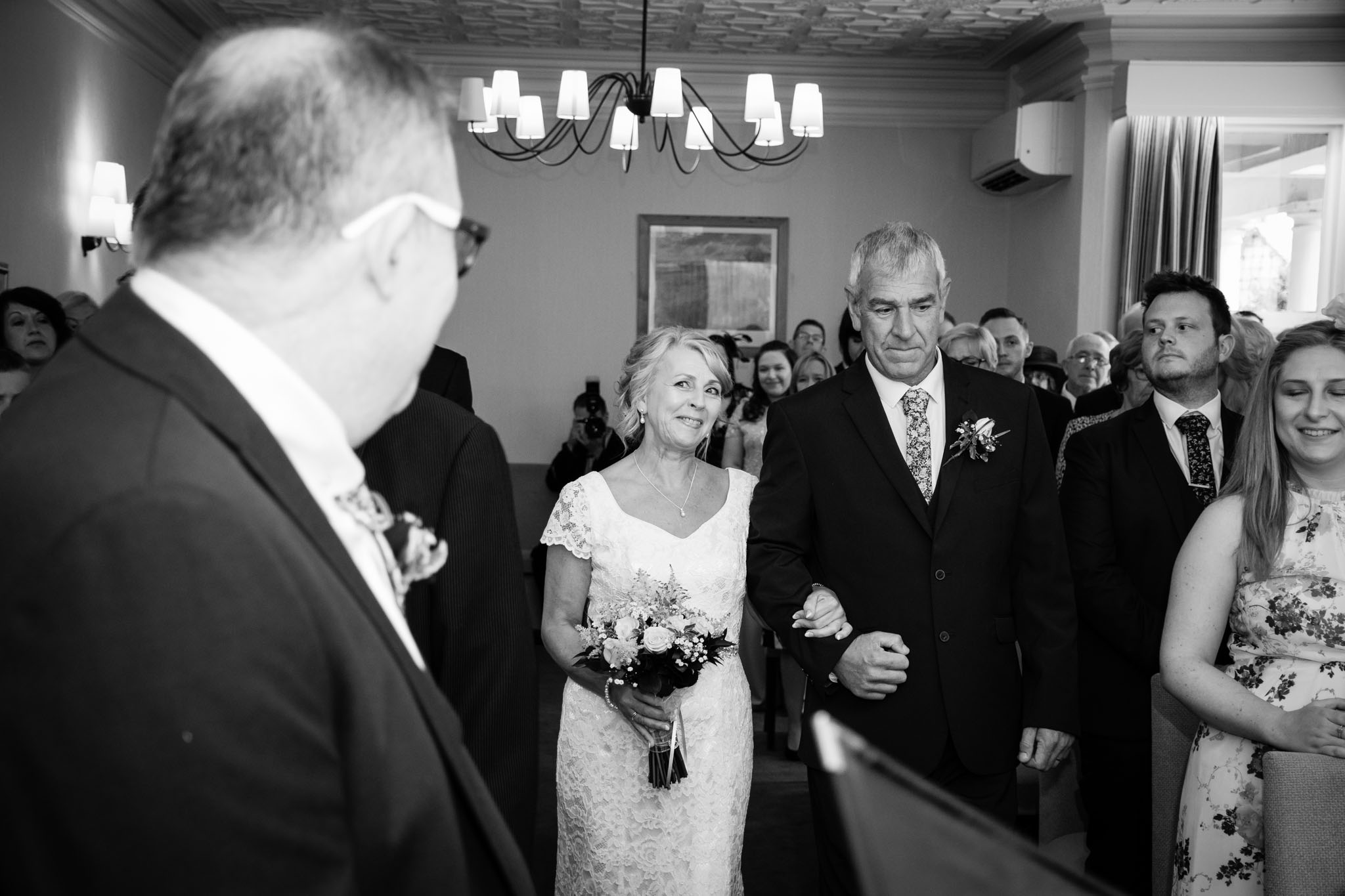 Wedding Photographer The Mansion House