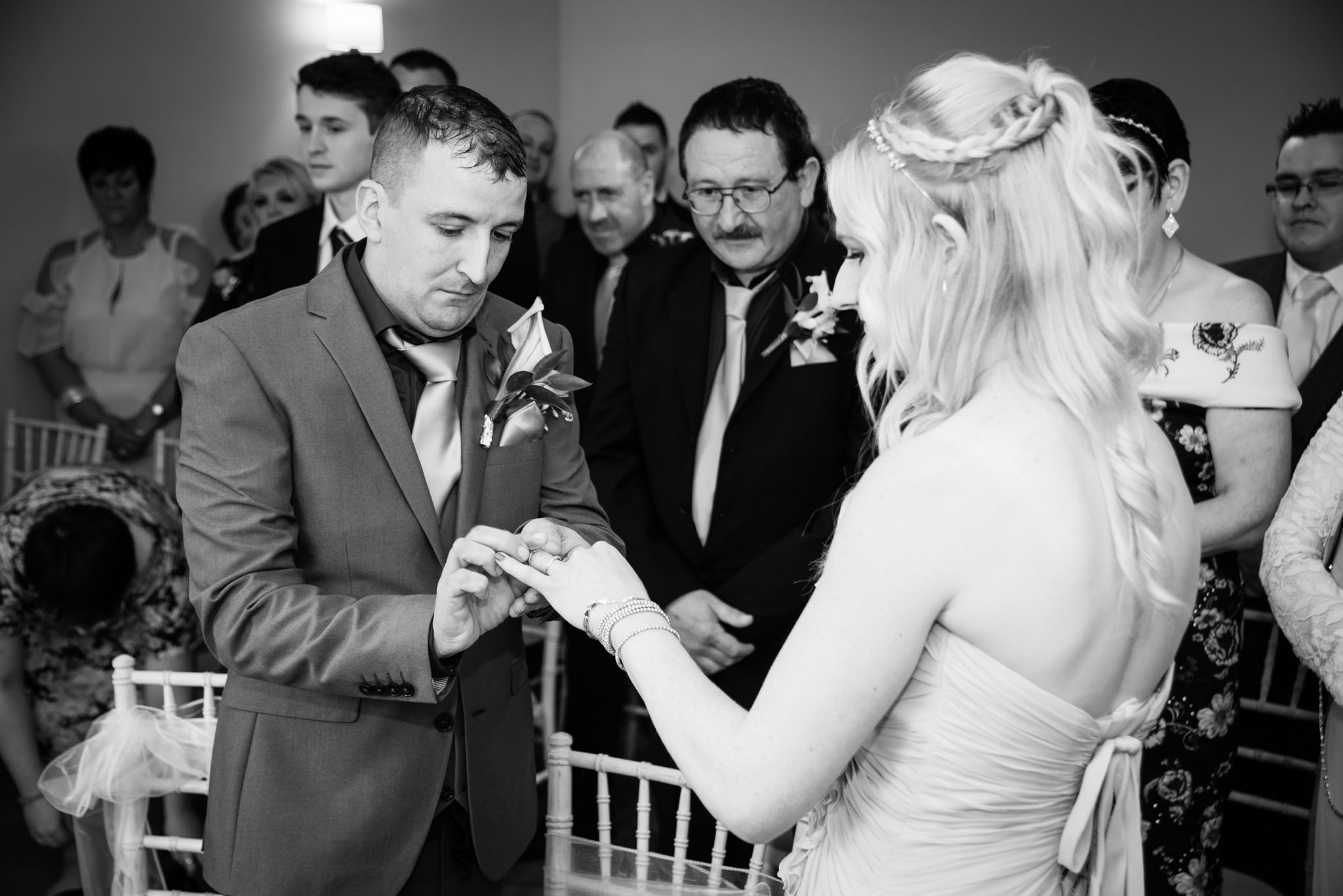 Wedding Photographer Bedwellty House Tredegar