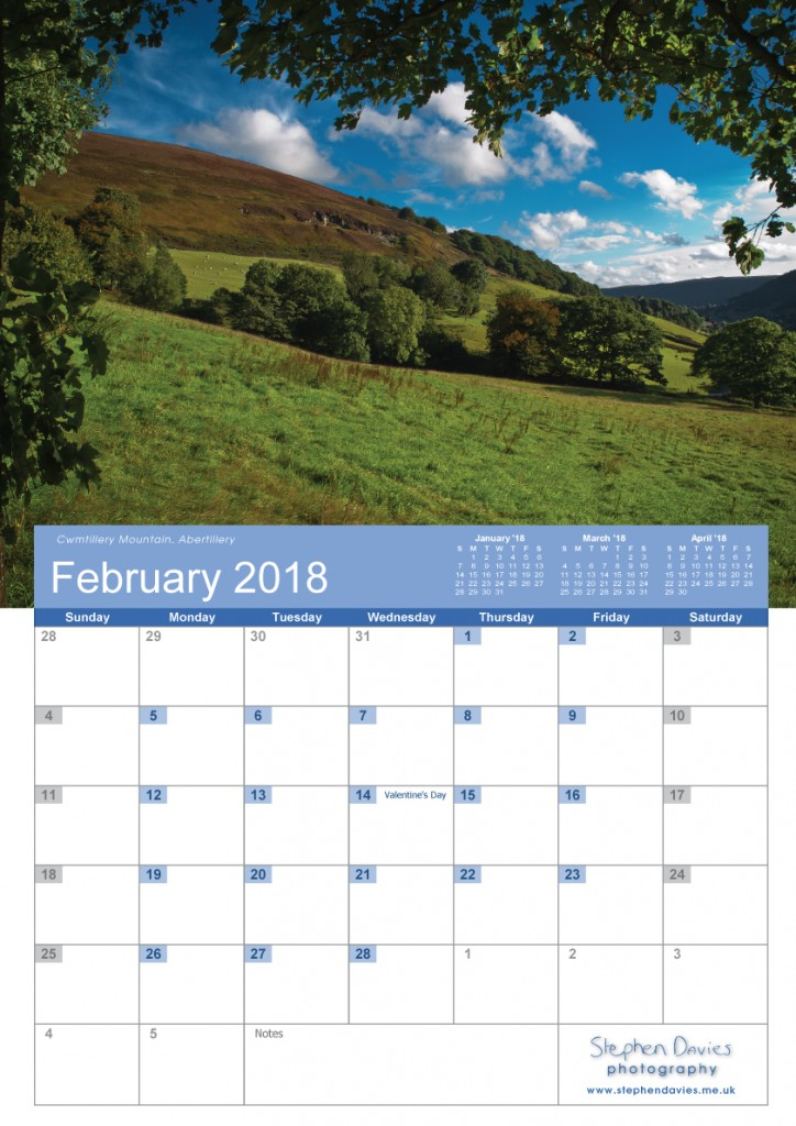 Calendar-20182