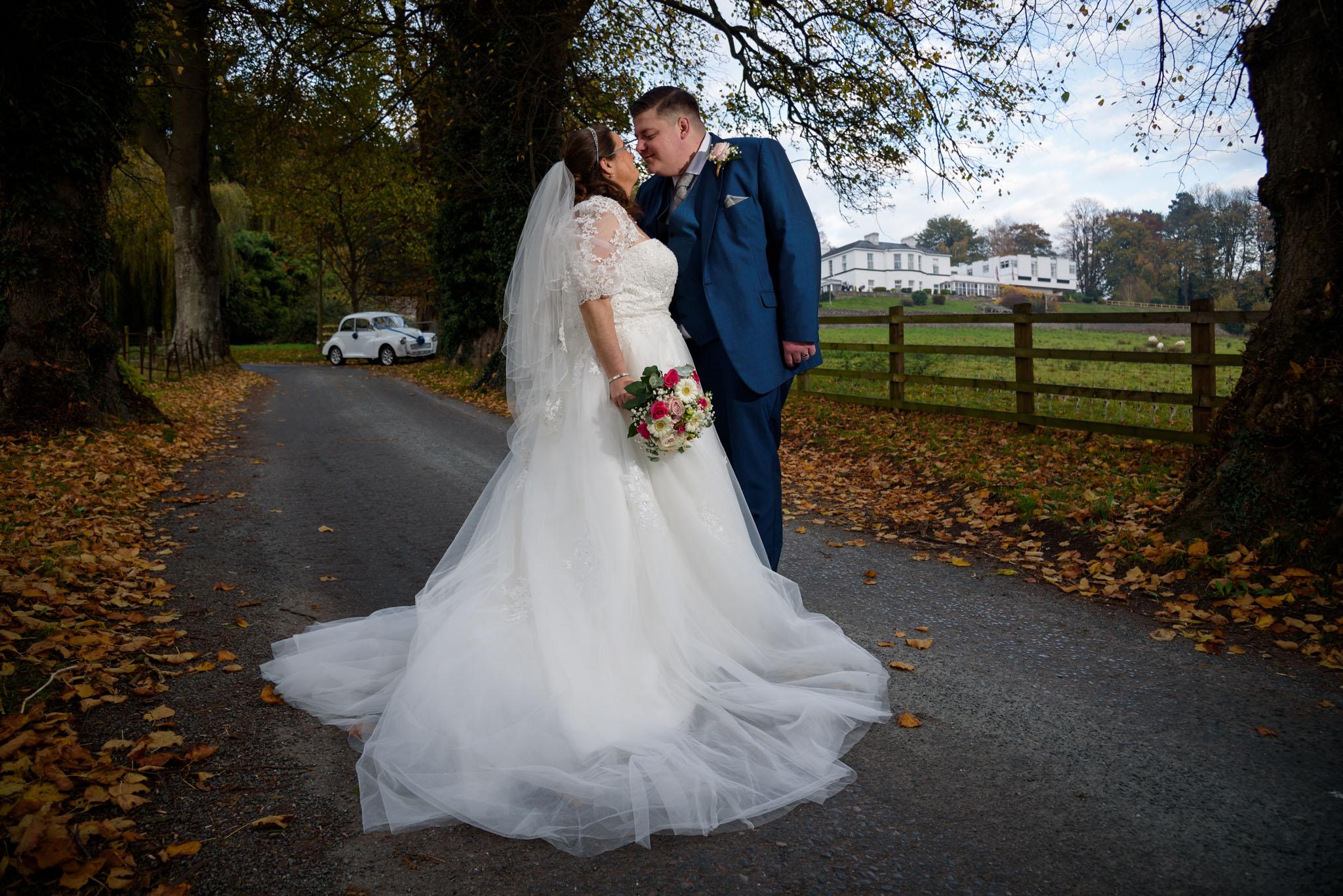 Wedding Photography The Manor Hotel Crickhowell