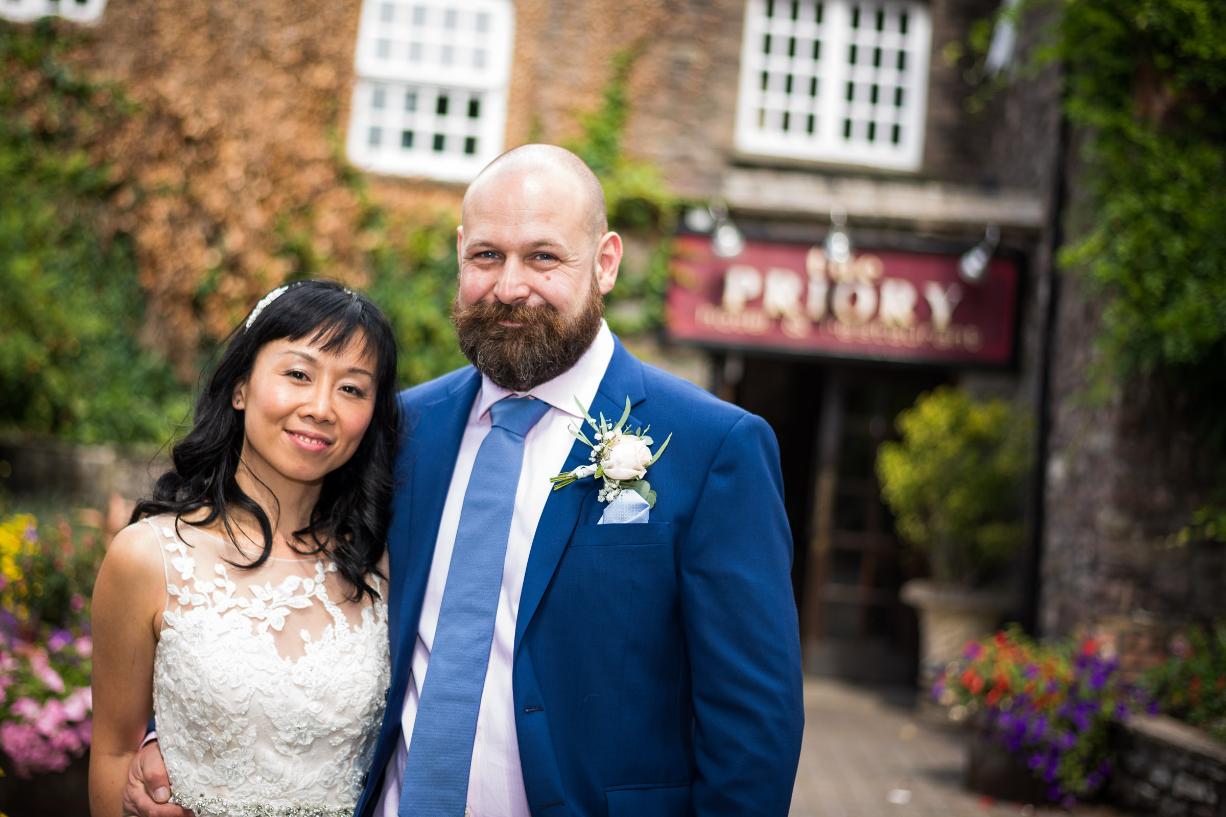 Wedding Photography The Priory Hotel Caerleon