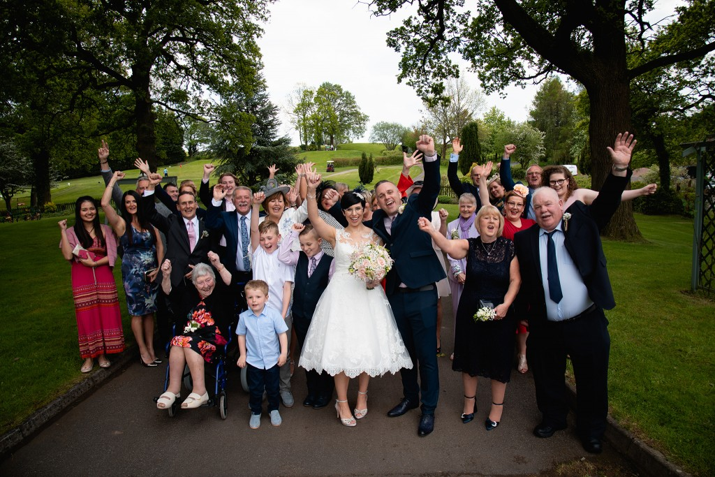 Greenmeadow Golf And Country Club Wedding Photographer